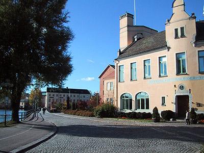 Clarion Collection Bolinder Munktell, Västerkulla hotell