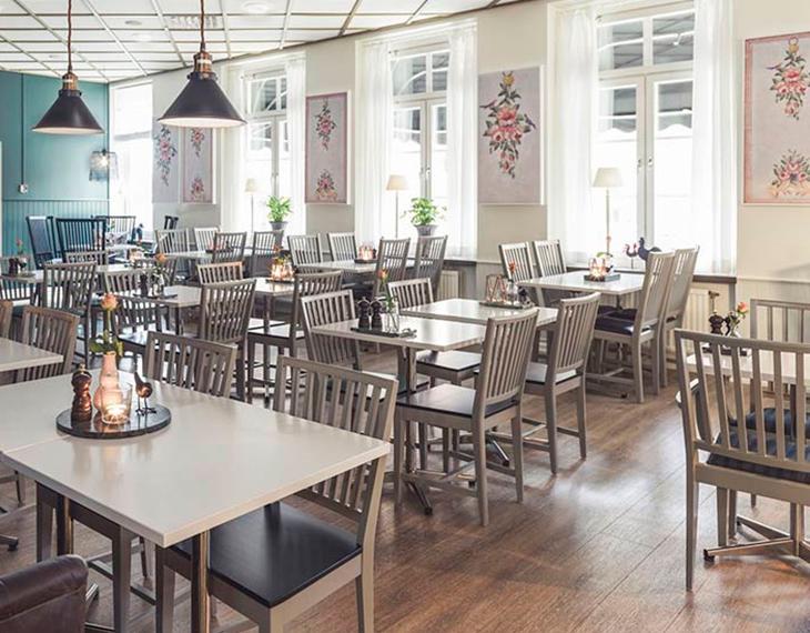Matsal, Hotel Bergmästaren i Falun, Clarion Collection, Västerkulla Hotell